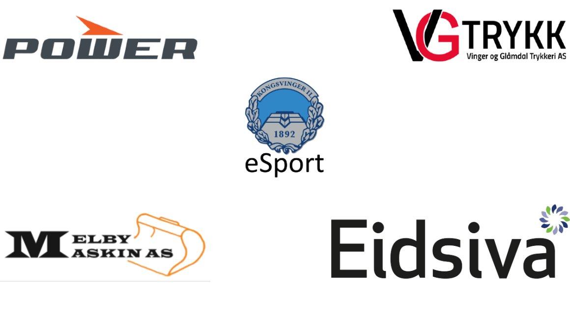 Samarbeidspartnere eSport