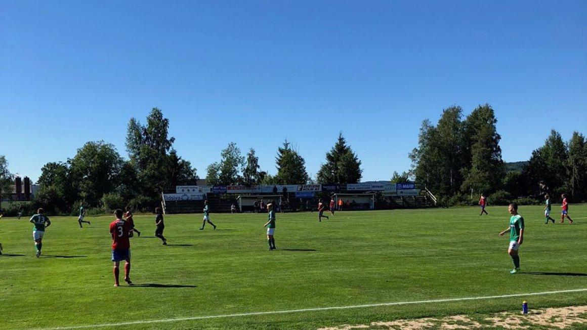 Lokalfotball: Tap for Sander