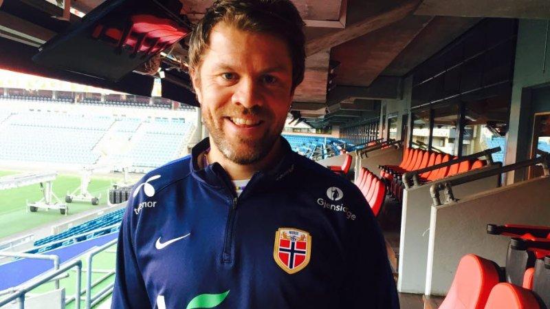 Pål Arne Johansen er ladslagstrener for Norge G18.