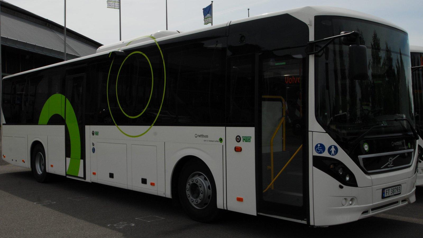 Buss kongsvinger elverum