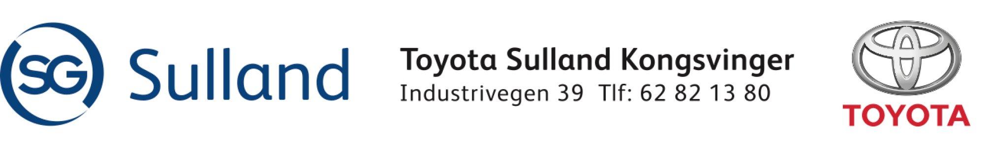 Toyota Sulland Kongsvinger