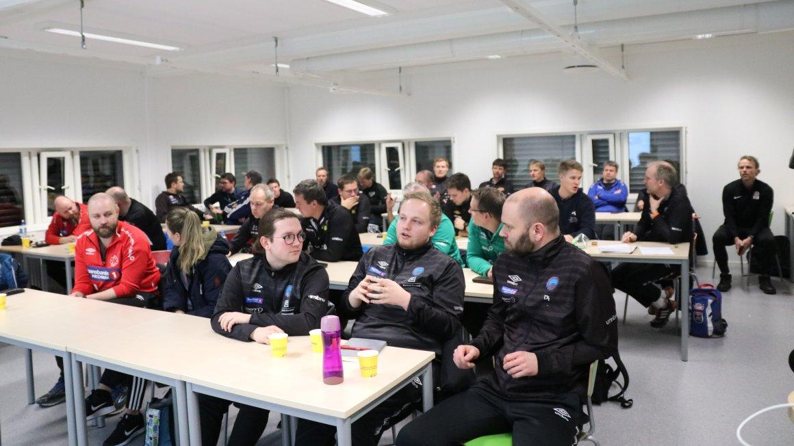 Trenerforum: Slik jobber vi med Sone Kongsvinger
