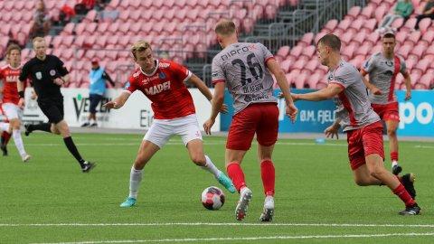 Martin Hoel Andersen bidro godt til KIL-avansement i NM. I 3. runde ønsker han seg et lag fra Eliteserien.