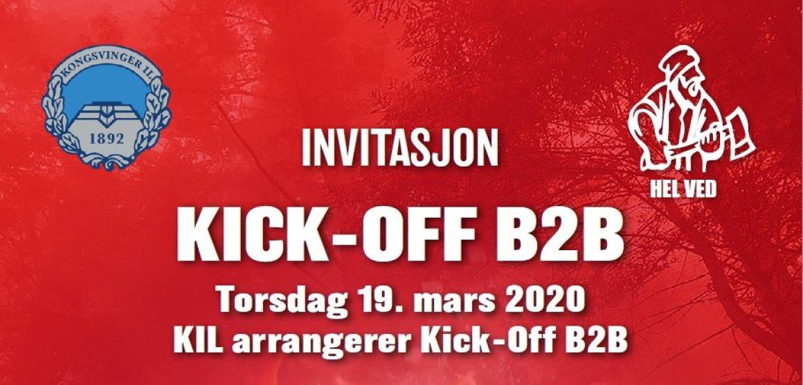 B2B Kick-off 2020